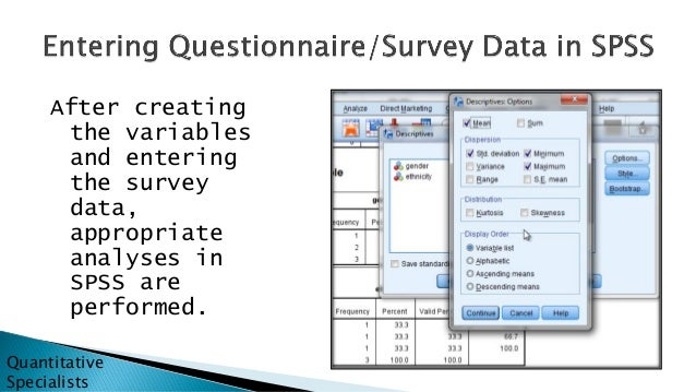 how to analysis spss data Learn, how to write programs in spss, significant test, correlation, regression,  factor analysis, predictive analysis & multiple responses analysis, interpretation .
