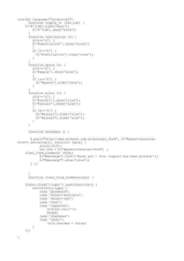 "<script language=""javascript""> function toggle_it (id1,id2) { $('#'+id2).hide('fast'); $('#'+id1).show('slow'); } function..."