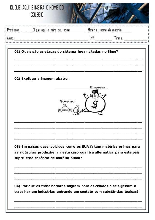 A Historia das Coisas Dublado Pt BR (download torrent) - TPB