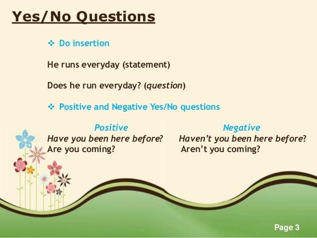 Questions Slide 3