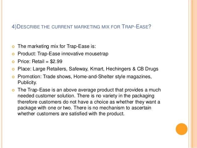 trap ease swot