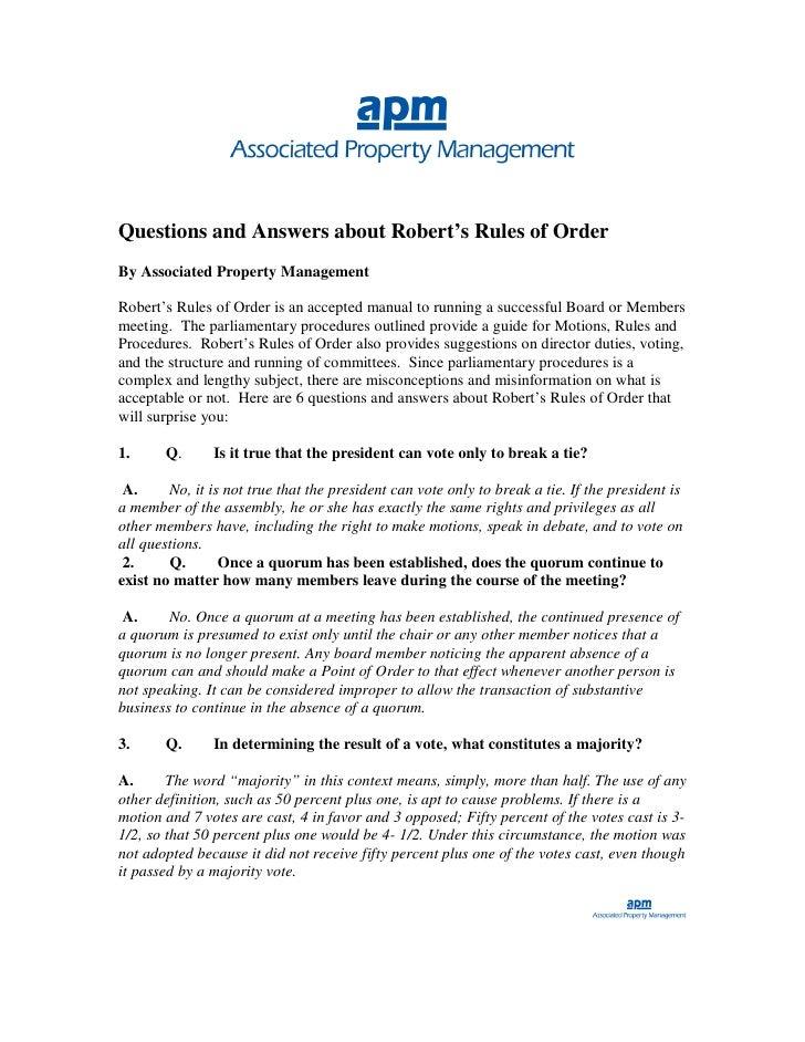 minutes meeting template roberts rules diverting formal using robert