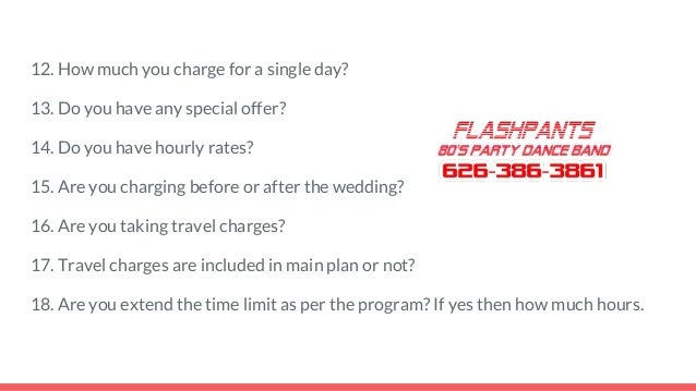 Questions To Ask Wedding Dj.Questions To Ask A Band Or Dj Before Hiring