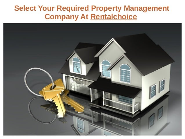 Questions To Ask A Prospective Property Management Company