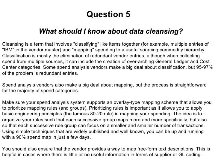 questions to ask when analyzing a case study