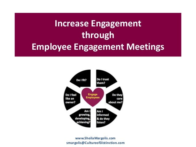 employee engagement steps  questions to guide your one