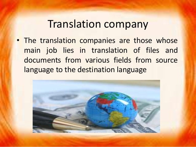 10 Questions to the translation company Slide 2