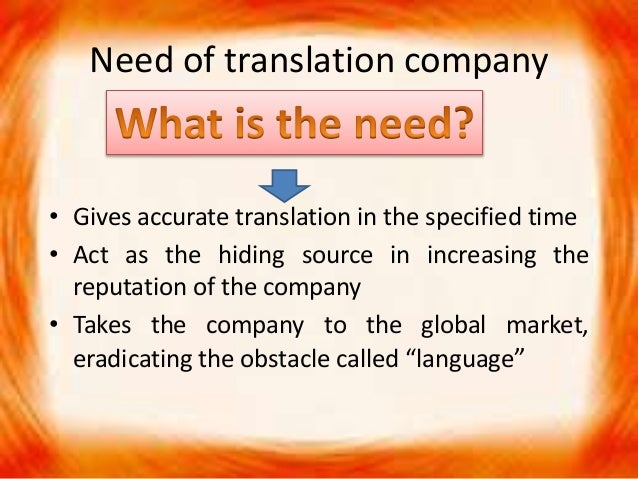 10 Questions to the translation company Slide 3