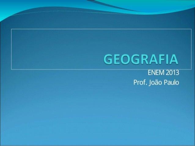 Resolução do ENEM 2012