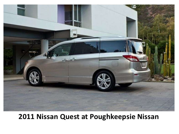 2011 Nissan Quest at Poughkeepsie Nissan<br />