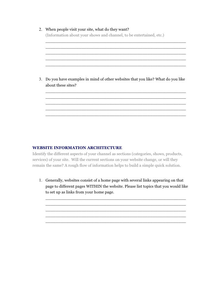 questionnaire sample design Questionnaire design asking questions with a purpose paul pope  for example, if the questionnaire is administered by phone, it may need to have fewer and more.