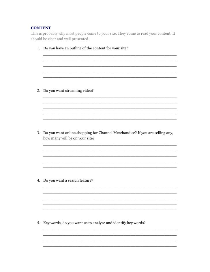 Questionnaire Sample Restaurant Survey Questionnaire Sample