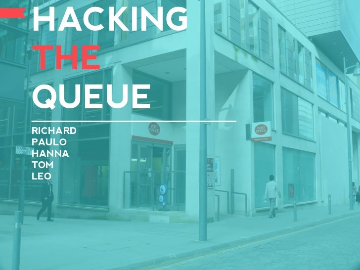 HACKING  THEQUEUERICHARDPAULOHANNATOMLEO          WELCOME TO GROUP ONE
