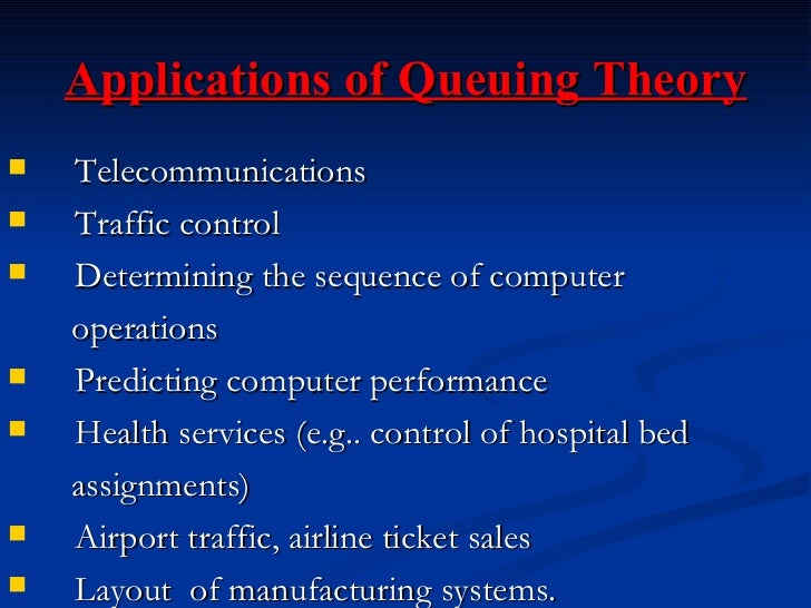 queuing theory Lec-31 single server queueing models - duration: 56:56 nptelhrd 150,670 views queuing theory 1 basics - 1 average arrival rate - duration: 6:18.