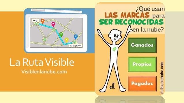La RutaVisible Visiblenlanube.com