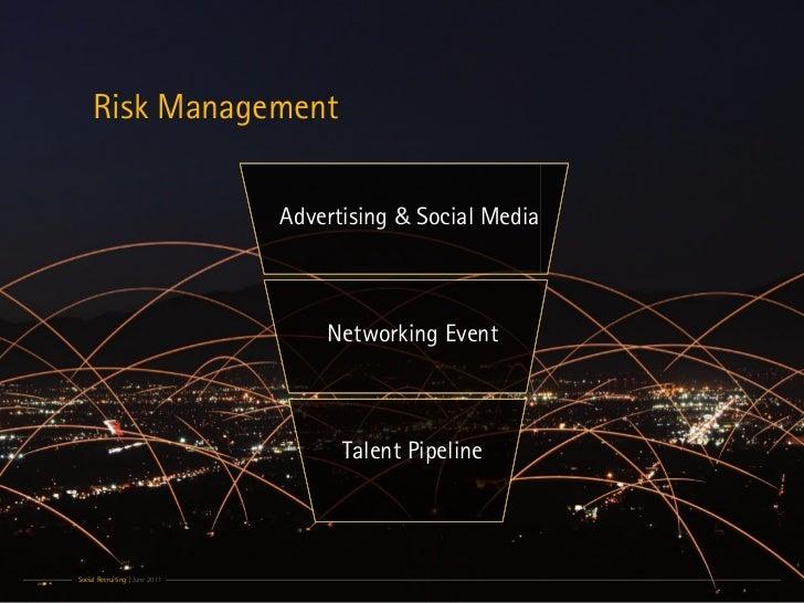 Risk Management                                Advertising & Social Media                                    Networking Ev...