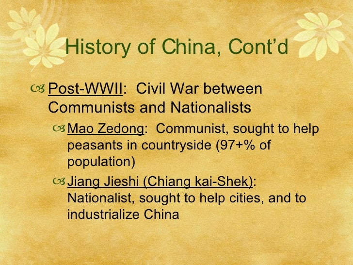 an overview of mao zedongs philosophy in ruling china Read a biography about the life of mao zedong the chinese communist leader responsible for the disastrous us president richard nixon visited china and met mao.