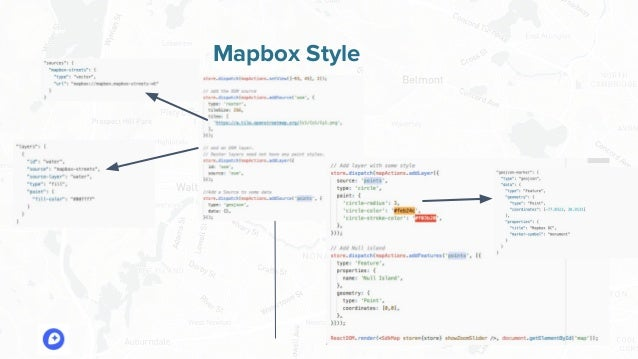 Free and Open Source Software for Geospatial Mapbox Style
