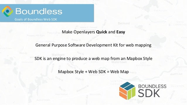 Quick and easy web maps