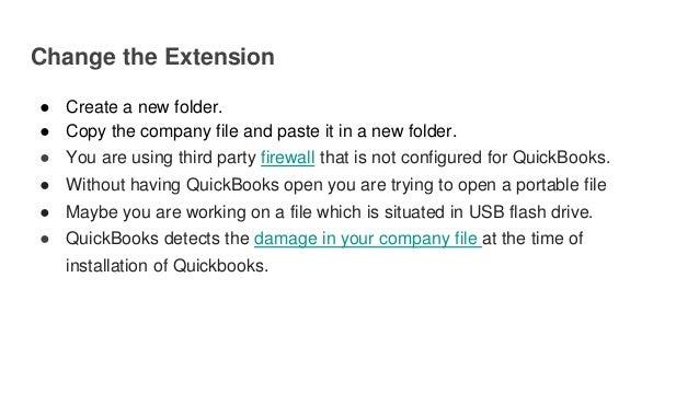Quickbook-Fehler 80070057