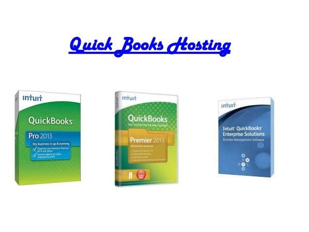 Quick Books Hosting