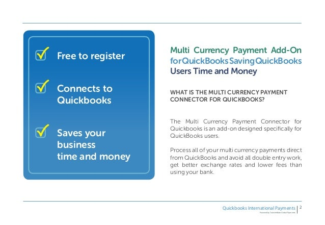 how to change currency in quickbooks