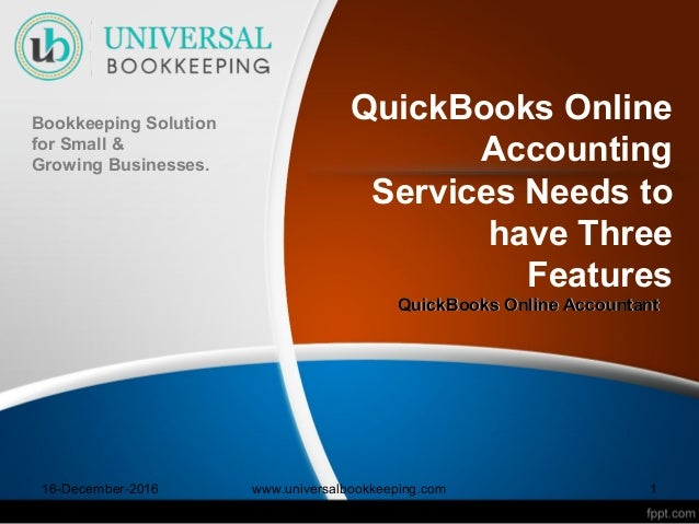 Quick books online accountant quickbooks online accounting