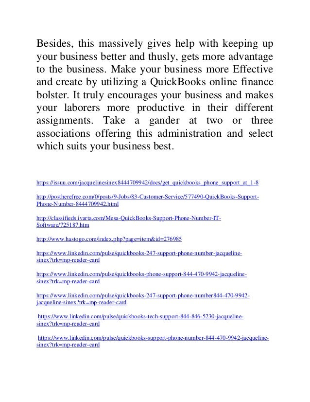 Besides, this massively gives help with keeping up your business better and thusly, gets more advantage to the business. M...