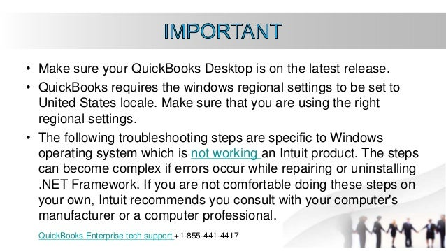 QuickBooks won't Open, has Stopped Working or Not Responding