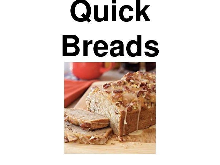 QuickBreads Creative Foods