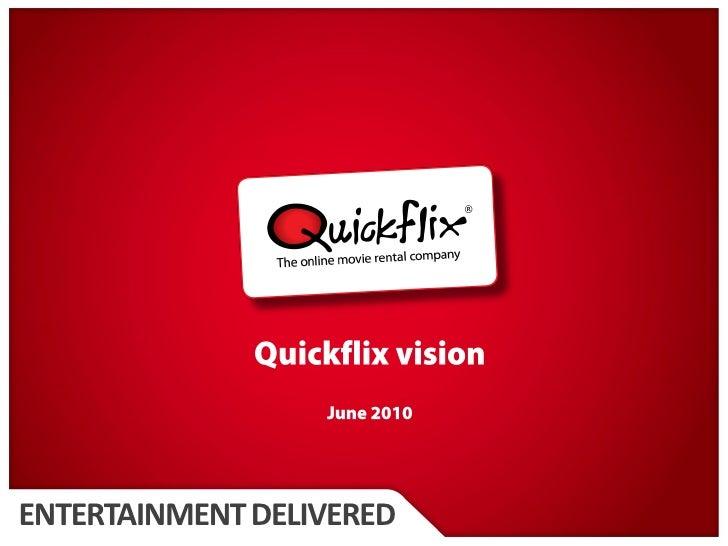ENTERTAINMENT DELIVERED   QUICKFLIX.COM.AU