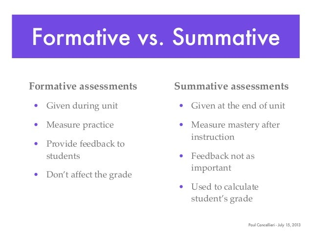 Quick Formative Assessment With Masteryconnect