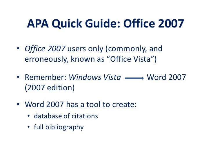 apa style report 6th edition office templates