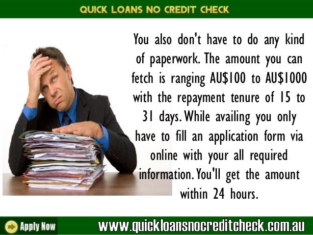 Fast, easy, no documents, fast approval