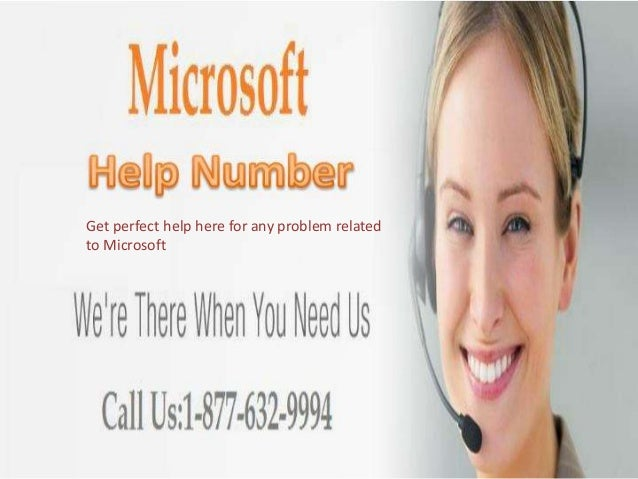 Get perfect help here for any problem related to Microsoft