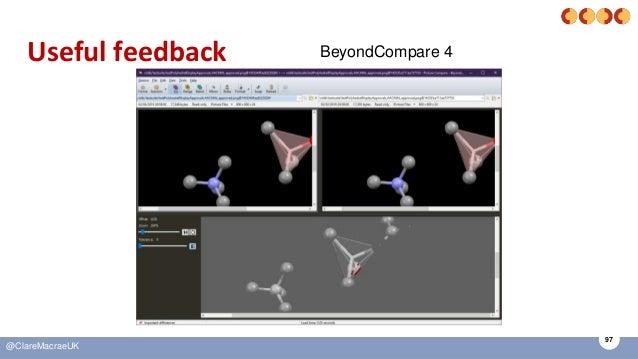 97 @ClareMacraeUK Useful feedback BeyondCompare 4
