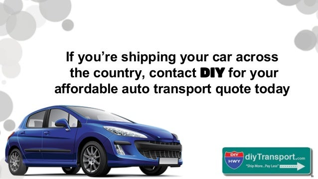 How Much Does Shipping Your Car Across Country Cost