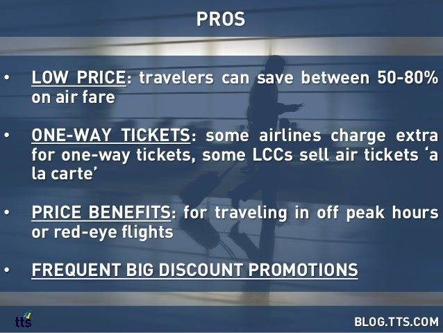 Technology Management Image: How The Low Cost Carriers Work