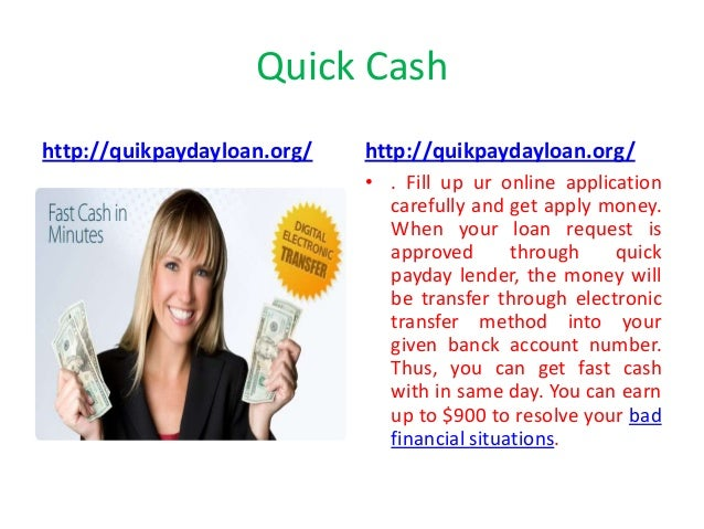 Quick Payday Loan Application : Quick payday loan usa manage your financial