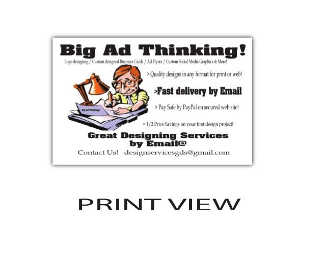 Quick pdf portfolio sample work