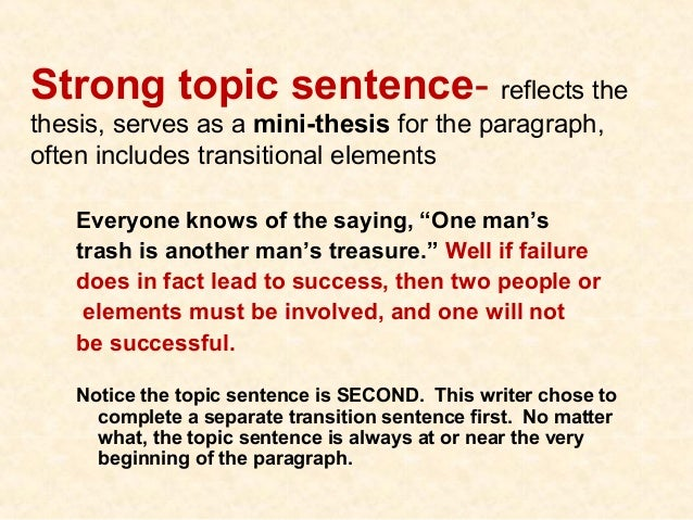 Essay on ww1