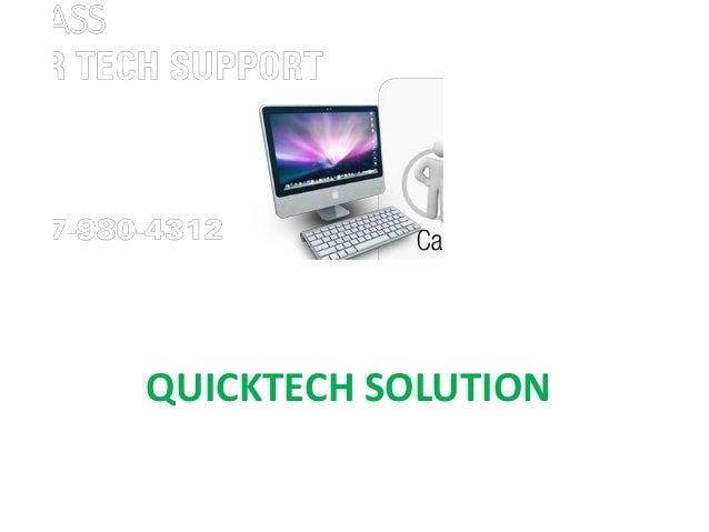 QUICKTECH SOLUTION