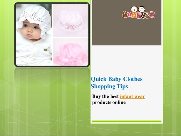 Quick Tips On How To Wrap Your Baby In Cute Clothes