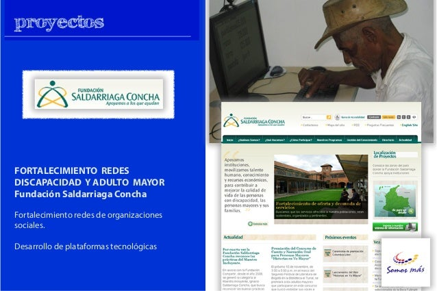 Portal informativo Somos Más http://www.somosmas.org Gibi – Give your birthday http://gi-bi.com Hub Bogotá D.C. http://bog...