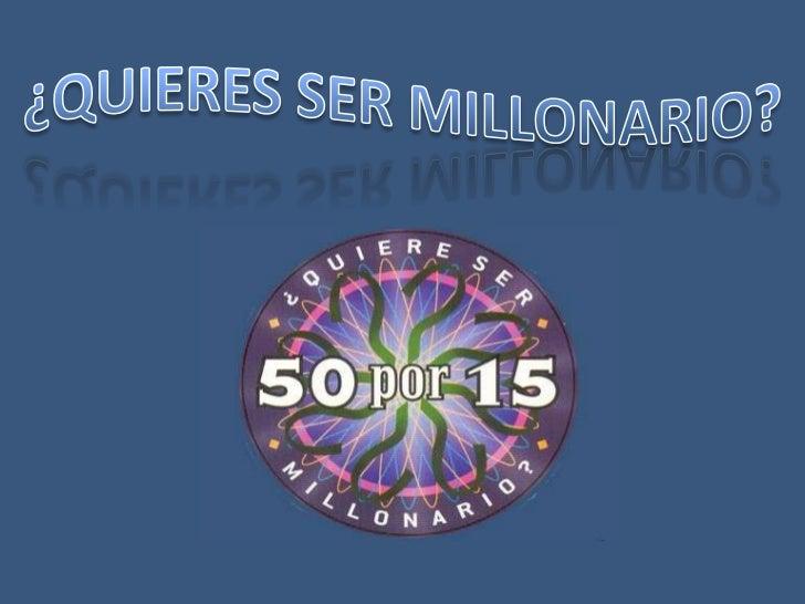 15      1 Millón €                              14      500.000 €                              13      250.000 €          ...