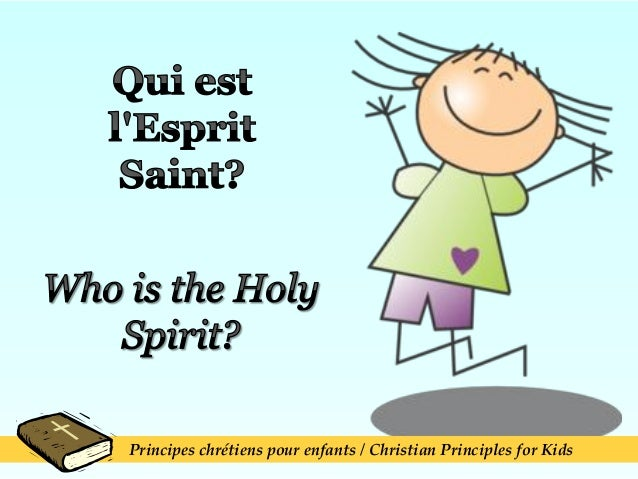 Principes chrétiens pour enfants / Christian Principles for Kids