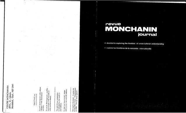58-Qui est Québécois? Témoignages. Ka-Ien-Ta-Ron-Kwen, D. Blanchette-Mukerjee et al. (Textes fr. et angl.) (document à tél...