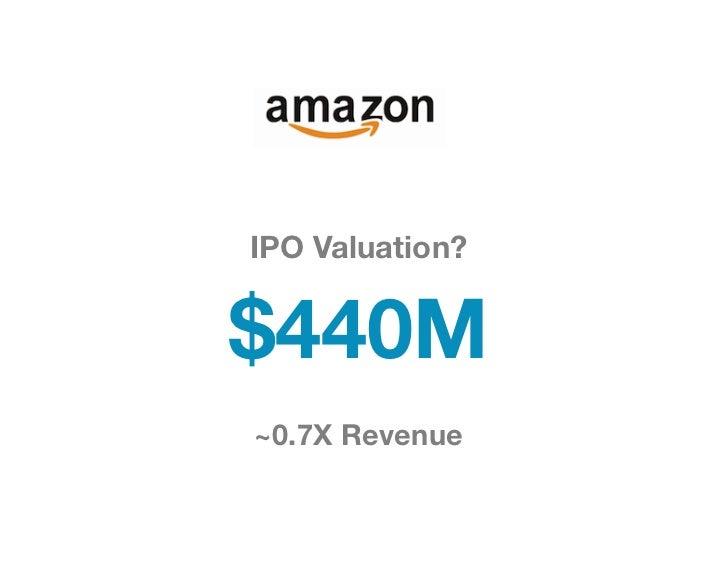 IPO Valuation? $440M~0.7X Revenue