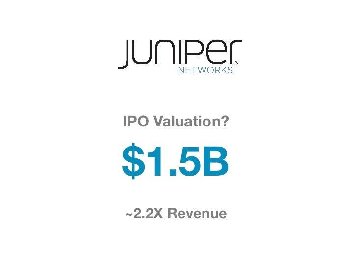 IPO Valuation? $1.5B~2.2X Revenue