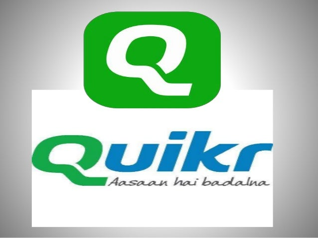 Ad On Quikr